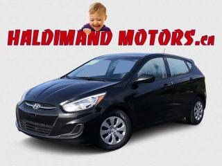 Used 2016 Hyundai Accent GLS for sale in Cayuga, ON