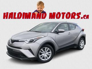 Used 2019 Toyota C-HR LE 2WD for sale in Cayuga, ON