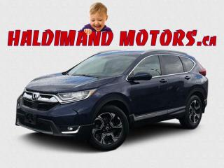 Used 2018 Honda CR-V Touring AWD for sale in Cayuga, ON