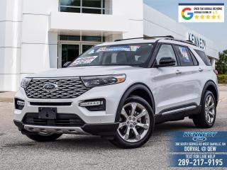 Used 2020 Ford Explorer Platinum for sale in Oakville, ON