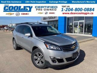Used 2017 Chevrolet Traverse LT for sale in Dauphin, MB