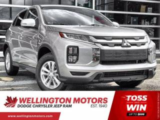 Used 2020 Mitsubishi RVR SE | Clean CarFax | Bluetooth | AWD for sale in Guelph, ON