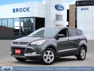 Used 2015 Ford Escape SE for sale in Niagara Falls, ON