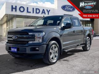 Used 2018 Ford F-150 Lariat for sale in Peterborough, ON