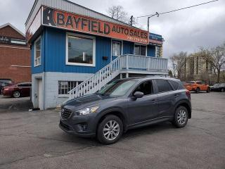 Used 2016 Mazda CX-5 GS **Navigation/Sunroof** for sale in Barrie, ON