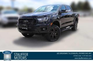 New 2021 Ford Ranger LARIAT for sale in Tillsonburg, ON