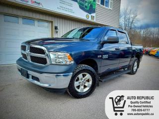 Used 2015 RAM 1500 ST for sale in Orillia, ON