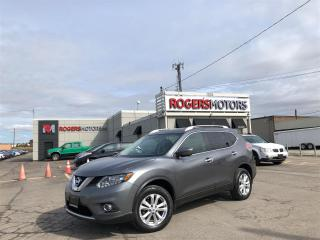 Used 2016 Nissan Rogue 2.99% Financing - SV AWD - NAVI - PANO ROOF - 360 CAMERA for sale in Oakville, ON