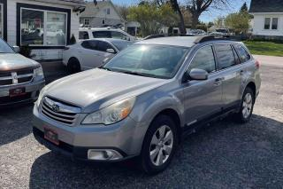 Used 2010 Subaru Outback Premium for sale in Tiny, ON