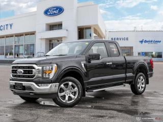 New 2021 Ford F-150 4x4 SuperCab for sale in Winnipeg, MB