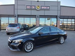 Used 2018 Mercedes-Benz CLA-Class 250 CLA 250 Coupe for sale in Thunder Bay, ON