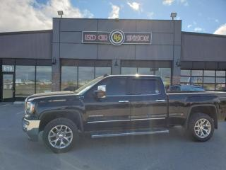 Used 2018 GMC Sierra 1500 4WD Crew Cab 153.0  SLT for sale in Thunder Bay, ON
