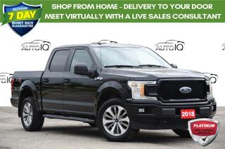 Used 2018 Ford F-150 XL SPORT APPEARANCE   2.7L ECOBOOST for sale in Kitchener, ON