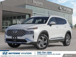New 2021 Hyundai Santa Fe Preferred AWD 2.5L for sale in Barrie, ON