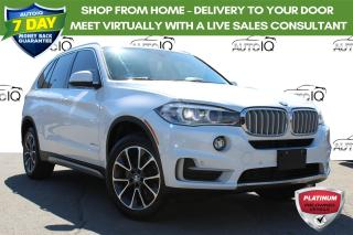 Used 2017 BMW X5 xDrive35i 3.0 TURBO AWD NAVIGATION PANO GLASS ROOF! for sale in Hamilton, ON