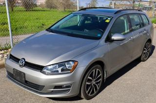 Used 2017 Volkswagen Golf Sportwagen 1.8T Comfortline 6sp at w/Tip for sale in Ottawa, ON