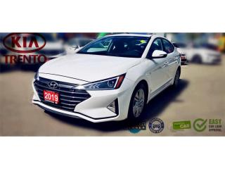 Used 2019 Hyundai Elantra Preferred Auto w-Sunroof & Safety Package|Low KM| for sale in North York, ON