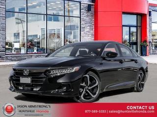 New 2021 Honda Accord SE 1.5T for sale in Huntsville, ON