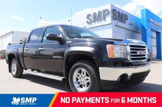 Used 2008 GMC Sierra 1500 SLE - 4X4, 6.0L V8, Leather, Sunroof, DVD, Tow Pkg for sale in Saskatoon, SK
