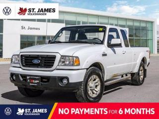 Used 2008 Ford Ranger Sport ***As-Traded*** for sale in Winnipeg, MB