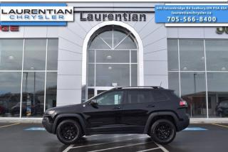 Used 2019 Jeep Cherokee Trailhawk for sale in Sudbury, ON