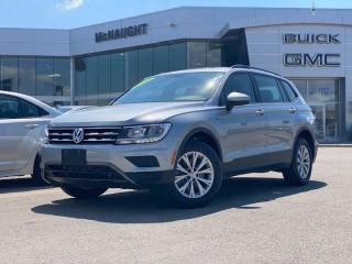 Used 2020 Volkswagen Tiguan Trendline | Heated Seats | Bluetooth | for sale in Winnipeg, MB