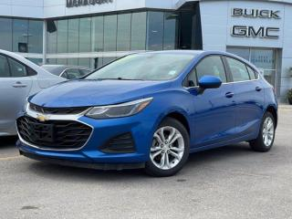 Used 2019 Chevrolet Cruze LT | Heated Front Seats | Remote Start | for sale in Winnipeg, MB