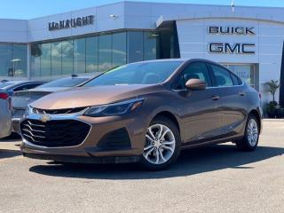 Used 2019 Chevrolet Cruze LT | Heated Seats | Remote Start | for sale in Winnipeg, MB