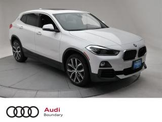 Used 2018 BMW X2 xDrive 28i for sale in Burnaby, BC