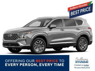 New 2021 Hyundai Santa Fe HEV Luxury for sale in Sudbury, ON