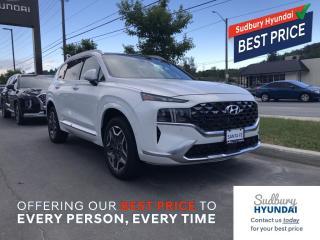 New 2021 Hyundai Santa Fe Ultimate Calligraphy for sale in Sudbury, ON