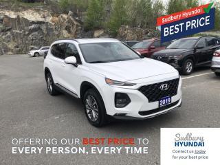Used 2019 Hyundai Santa Fe Preferred 2.4 for sale in Sudbury, ON