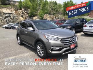 Used 2017 Hyundai Santa Fe Sport 2.0T Ultimate for sale in Sudbury, ON