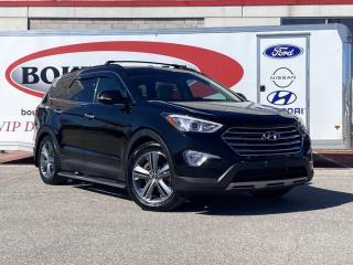 Used 2016 Hyundai Santa Fe XL Limited Adventure Edition for sale in Midland, ON