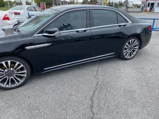 Used 2017 Lincoln Continental Reserve for sale in Cornwall, ON