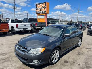 Used 2008 Subaru Legacy 2.5i w/Limited Pkg**LEATHER**LOADED**AUTO**CERT for sale in London, ON