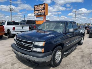 Used 2006 Chevrolet Silverado 1500 *EXTENDED CAB*WHEELS*RUNNING BOARD*AS IS SPECIAL for sale in London, ON