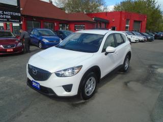 Used 2013 Mazda CX-5 PUSH START/ SKY ACTIVE / A/C / NO ACCIDENT / MINT for sale in Scarborough, ON