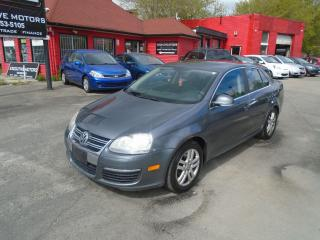 Used 2007 Volkswagen Jetta HIGHLINE/ LEATHER / ROOF / ALLOYS / A/C /RUNS MINT for sale in Scarborough, ON