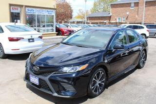 Used 2020 Toyota Camry SE SUNROOF for sale in Brampton, ON
