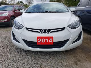 Used 2014 Hyundai Elantra GL for sale in Scarborough, ON