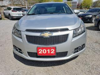 Used 2012 Chevrolet Cruze LTZ Turbo w/1SA for sale in Scarborough, ON