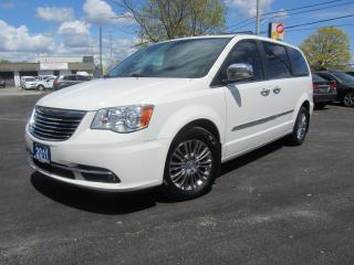 Used 2011 Chrysler Town & Country Limited for sale in Mississauga, ON