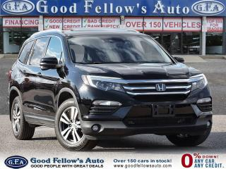 Used 2017 Honda Pilot EX-L MODEL, AWD, SUNROOF, 7PASS, LEATHER SEATS,LDW for sale in Toronto, ON