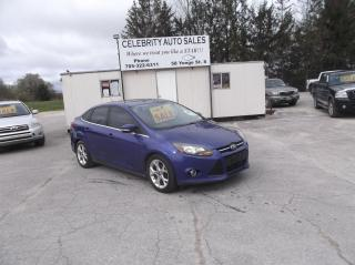 Used 2013 Ford Focus Titanium for sale in Elmvale, ON
