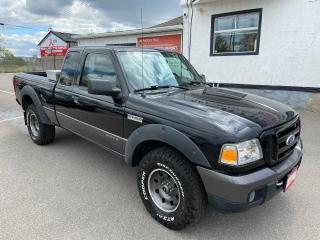Used 2006 Ford Ranger FX4 LV2 ** 4X4, ALCOA WHEELS, CRUISE  * for sale in St Catharines, ON