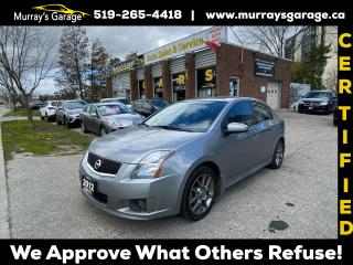 Used 2012 Nissan Sentra SE-R for sale in Guelph, ON