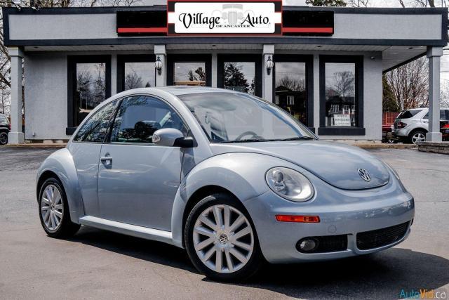 2009 Volkswagen New Beetle Comfortline