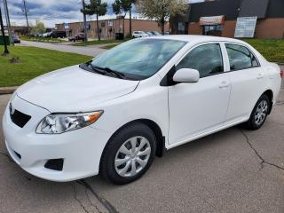 Used 2010 Toyota Corolla LE for sale in North York, ON