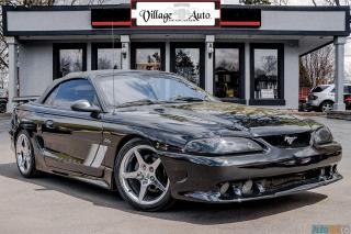Used 1998 Ford Mustang GT for sale in Ancaster, ON